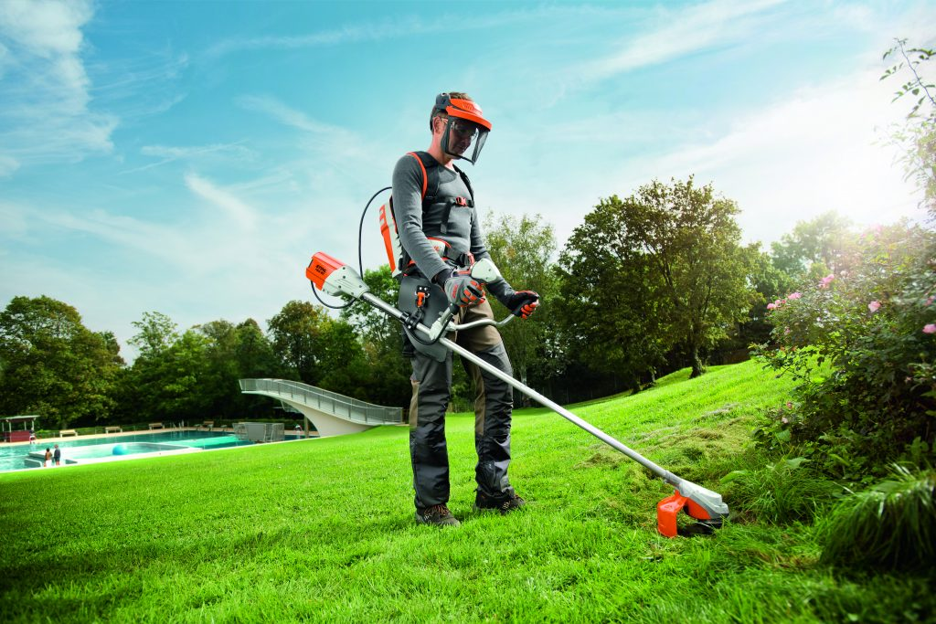 Health and Safety in landscaping
