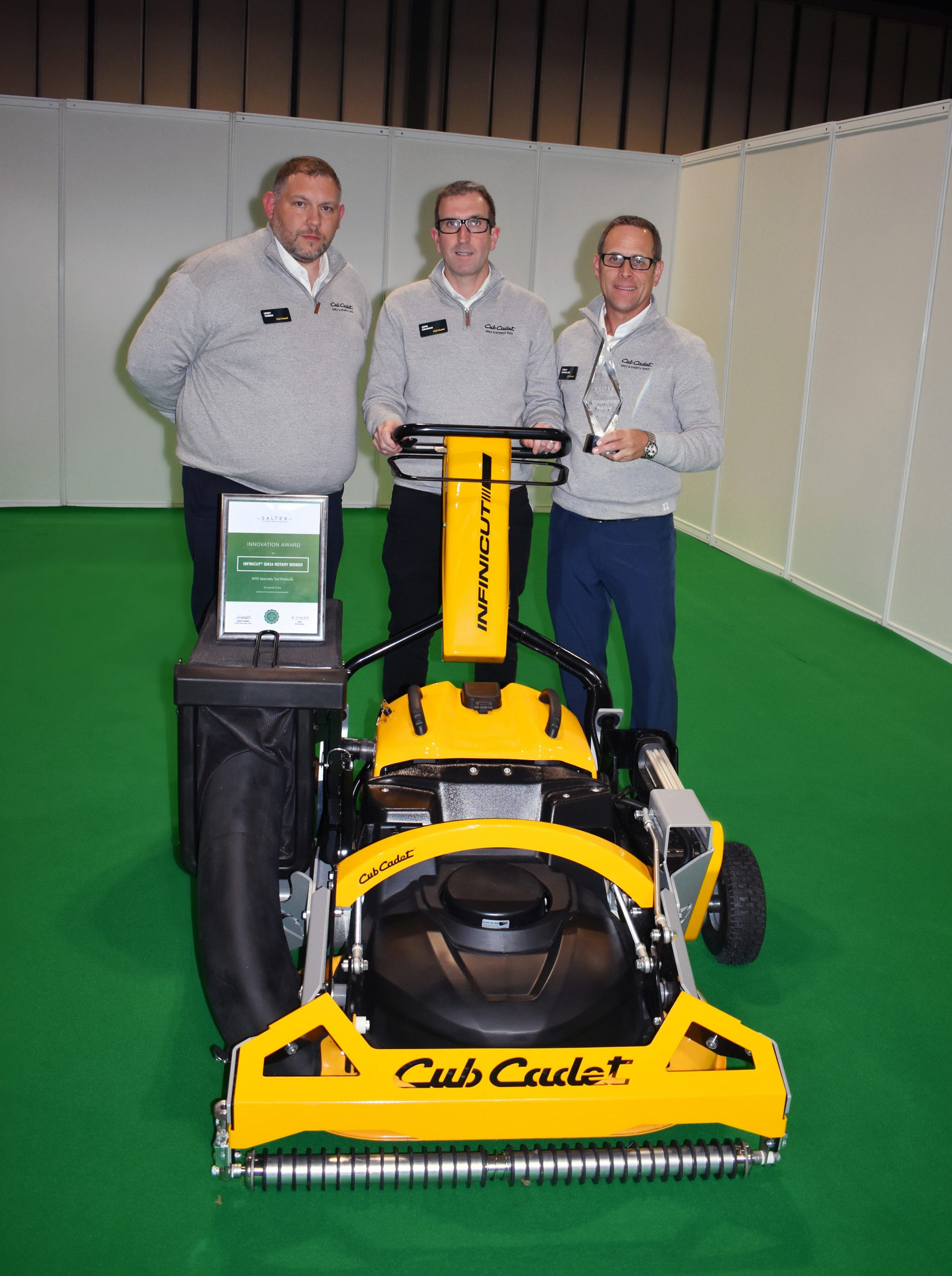 2019 SALTEX Innovation Award