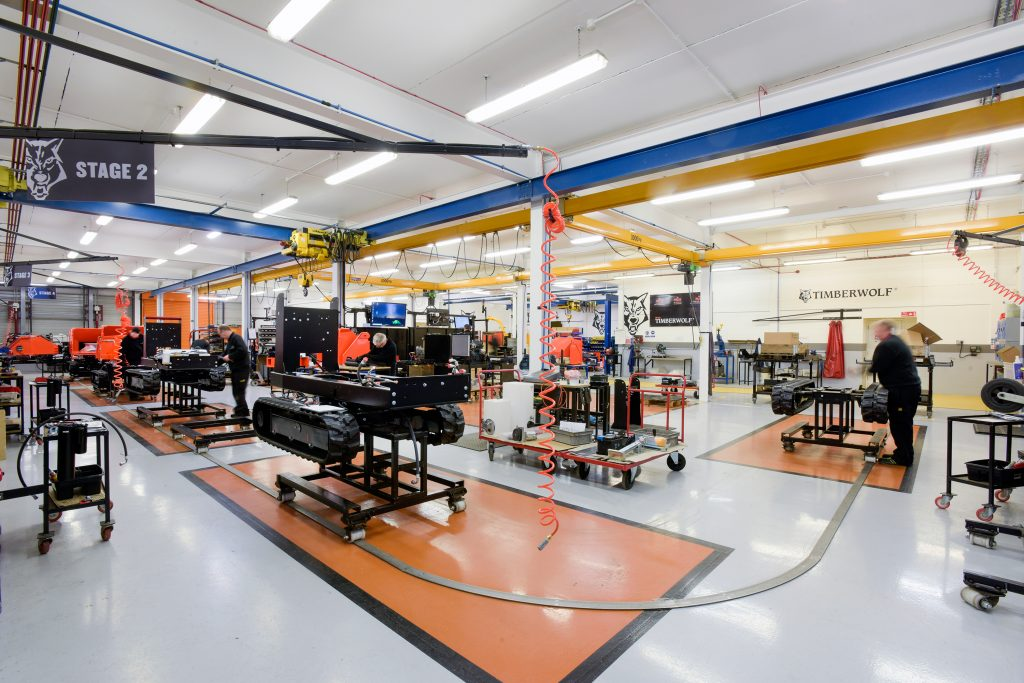 Timberwolf joins Made in Britain