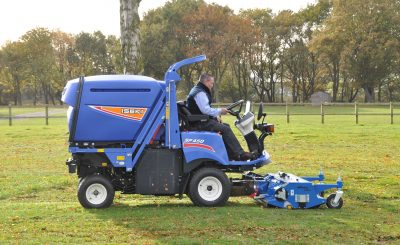 NNew compact tractor by ISEKI