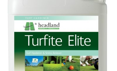 Headland to launch improved Turfite