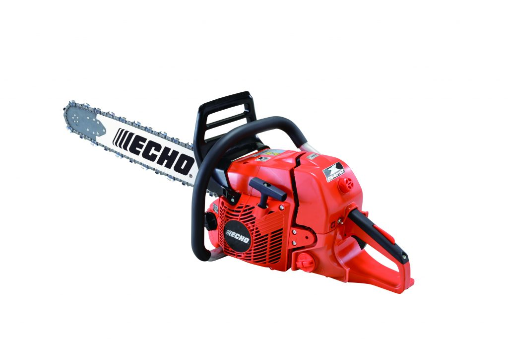 Low emissions chainsaw