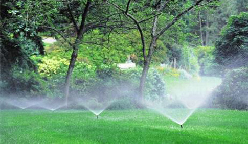 Garden irrigation solutions
