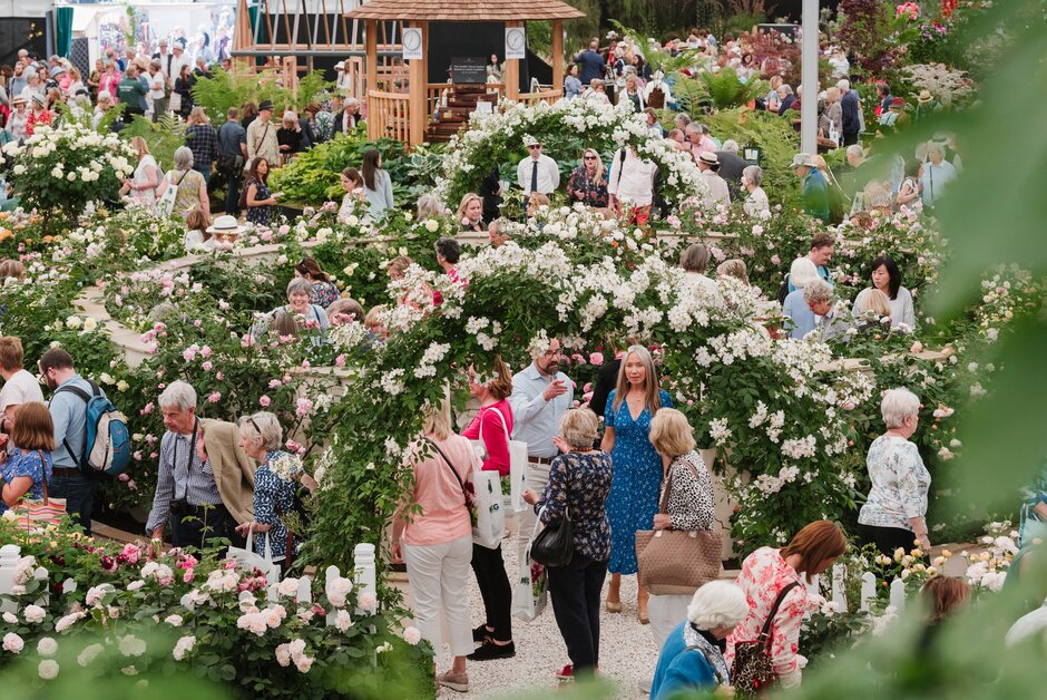 RHS Chelsea Flower Show cancelled