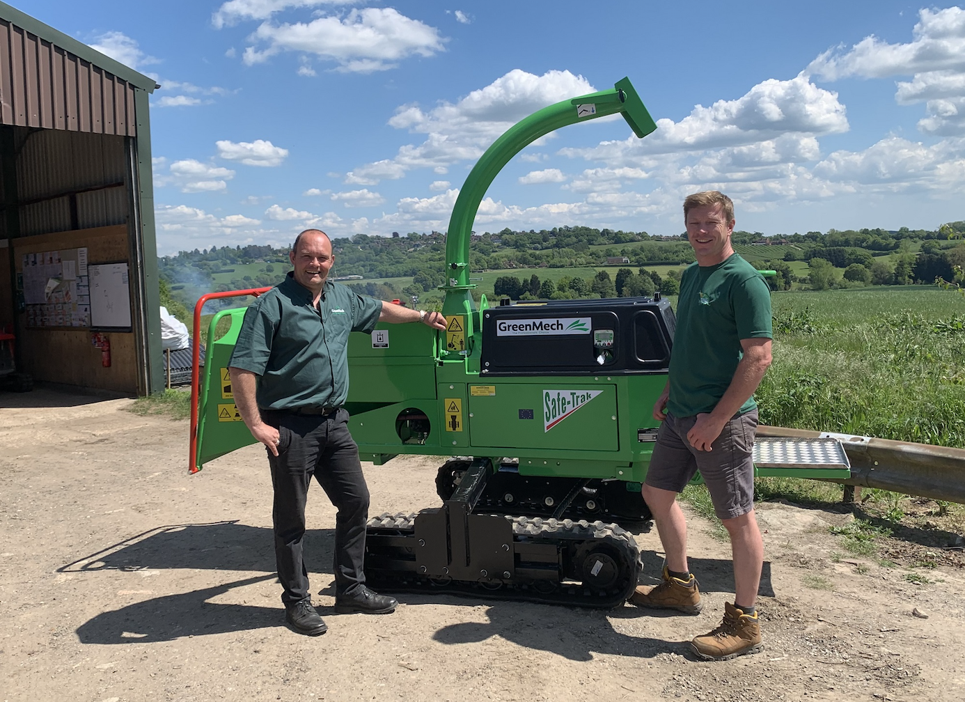 GreenMech seal deal for arb contractors