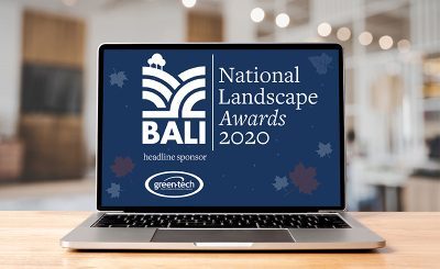 BALI 2020 National Landscape Awards