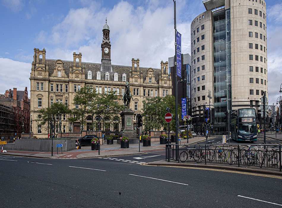 redevelop Leeds City Square