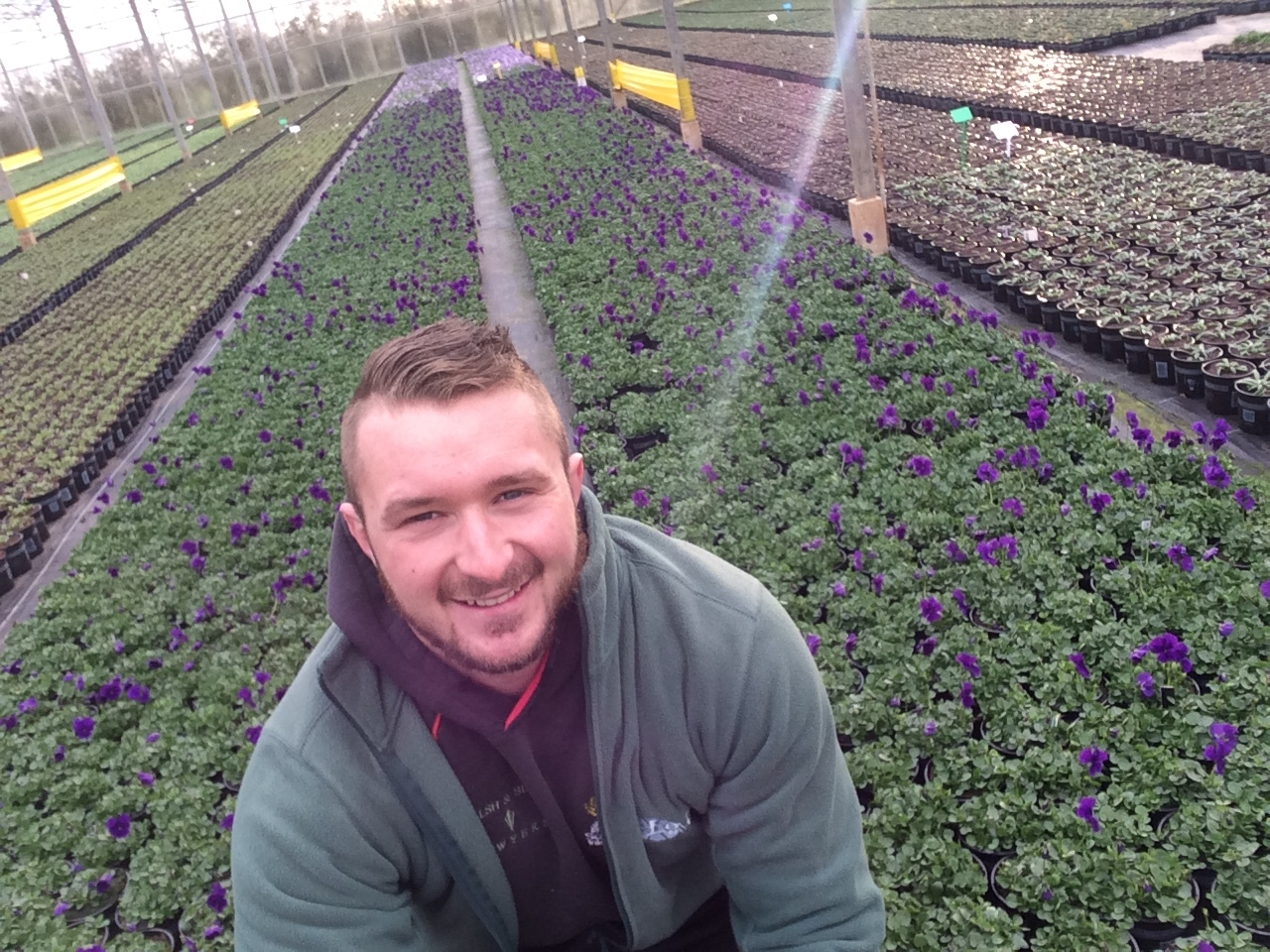 Travel scholarship for horticultural students