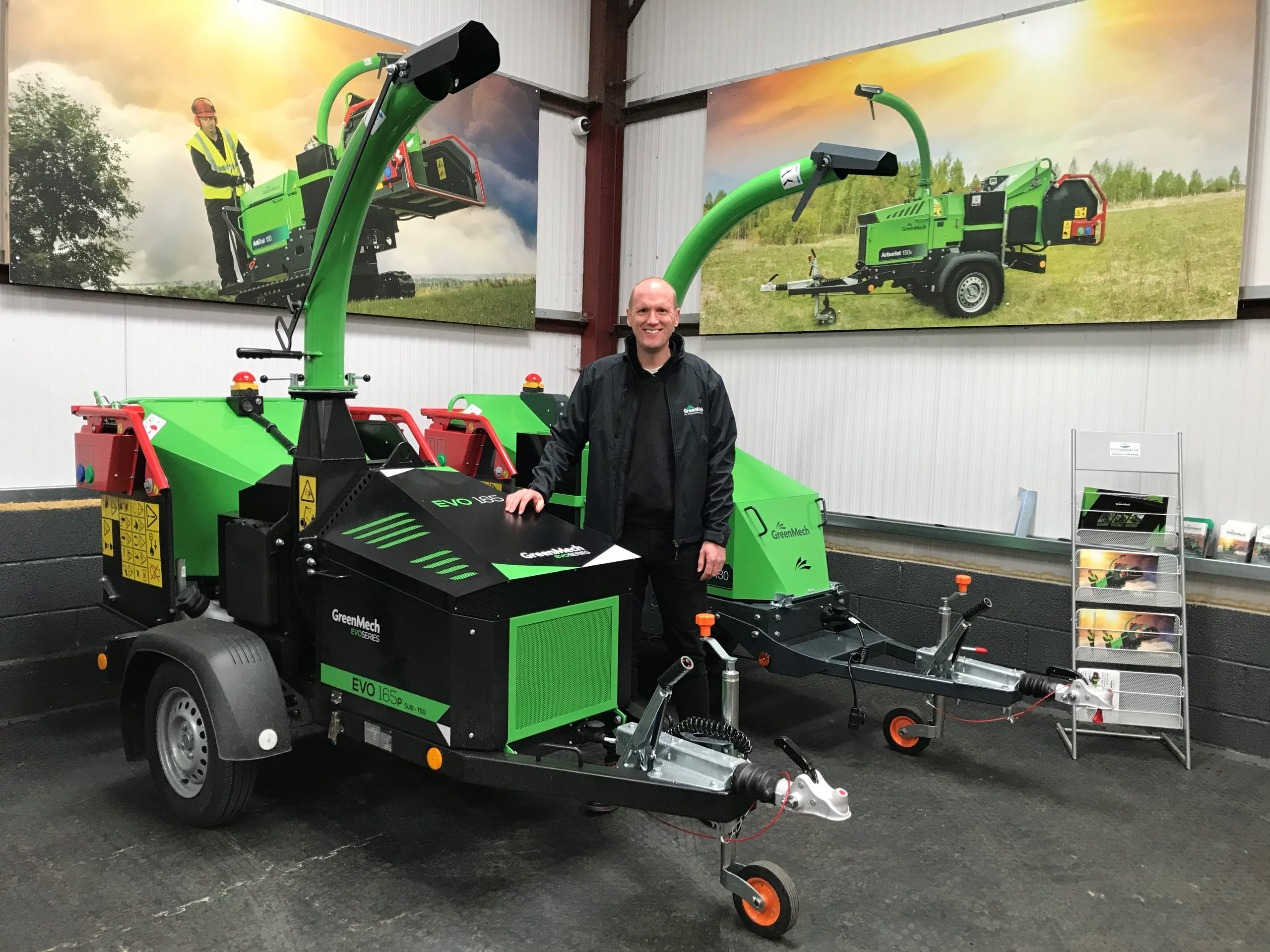 GA Groundcare Ltd appoints new sales manager