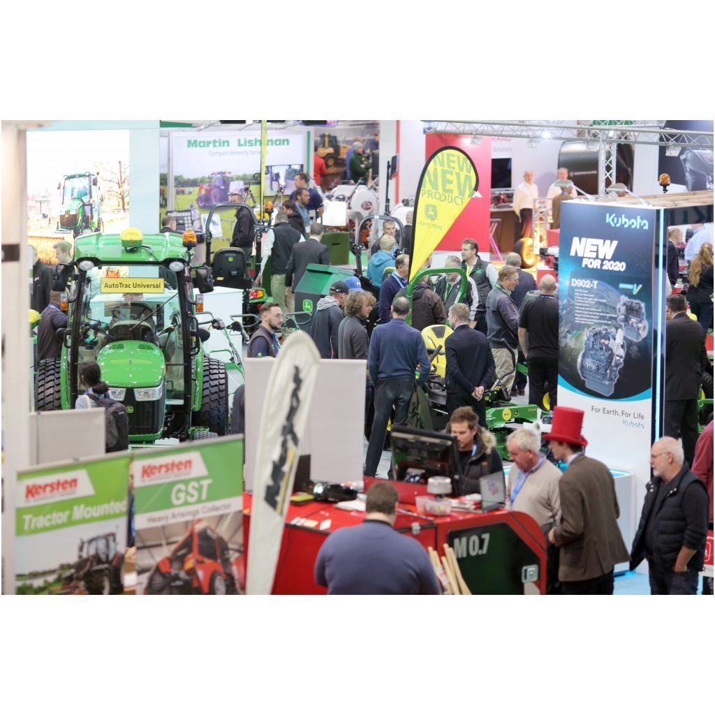 Trade shows reopen