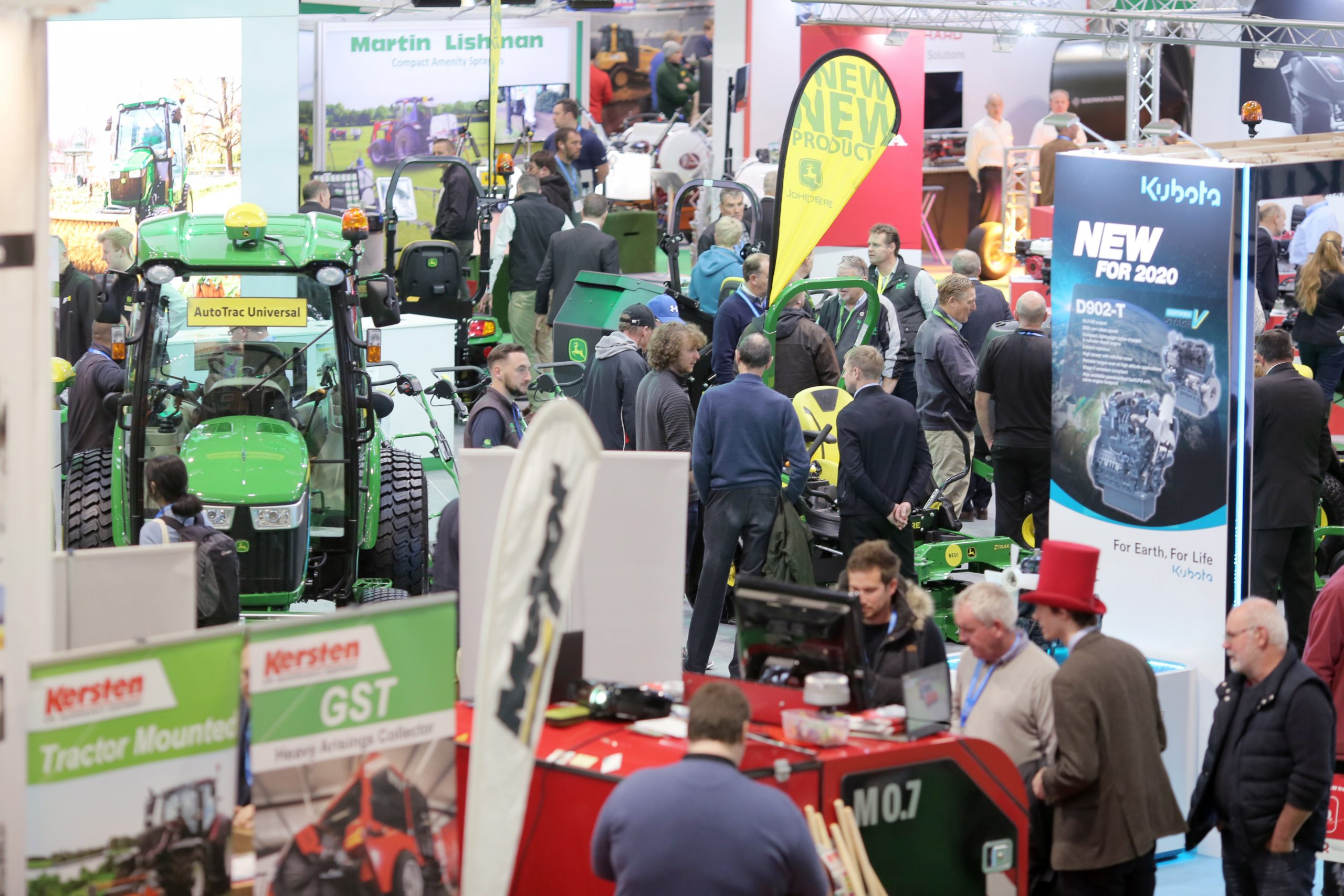 Trade shows reopen for business. Here are some top tips to make the most of your visit
