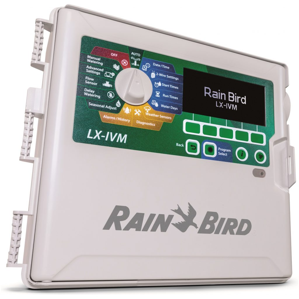 Two-wire controller from Rain Bird